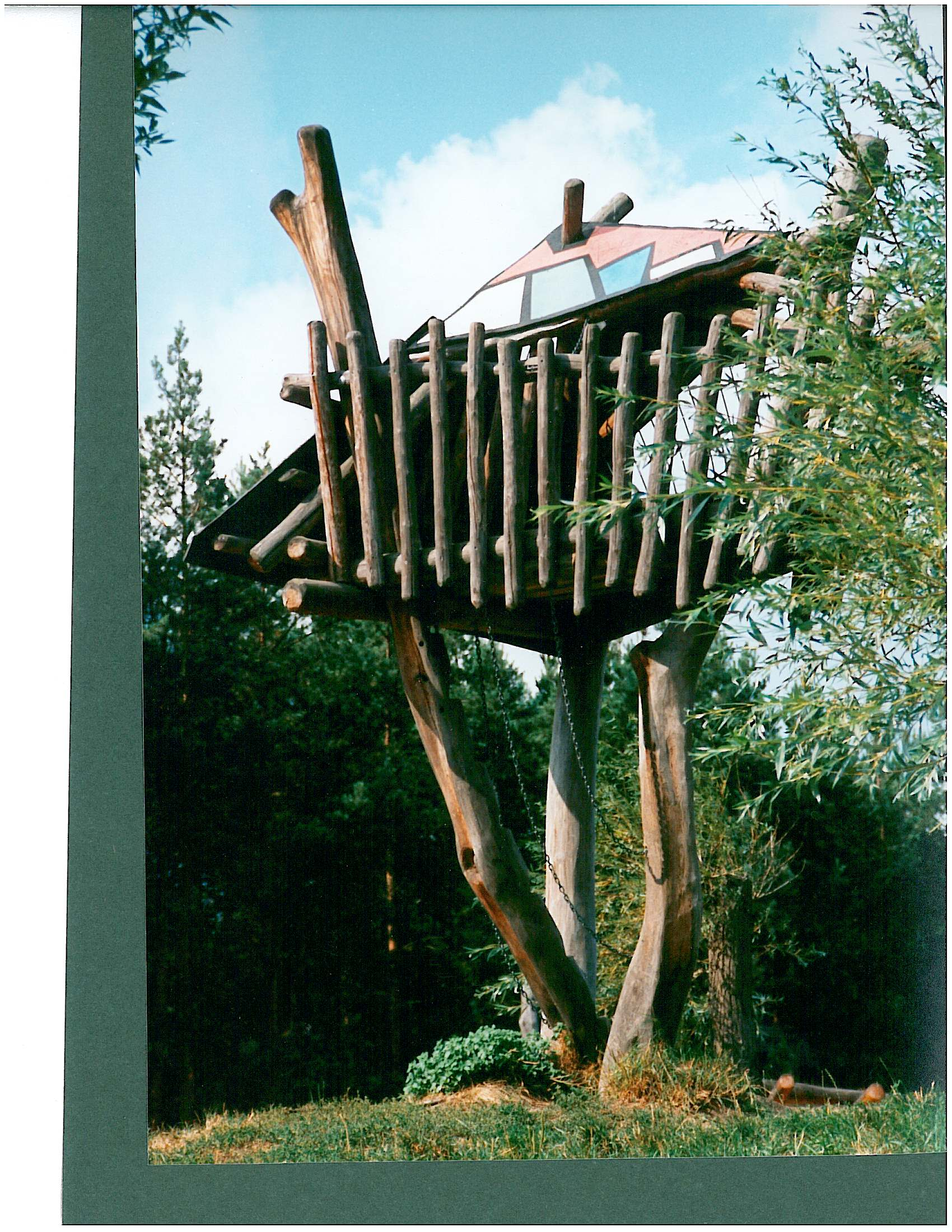 Treeless for Treeless treehouse
